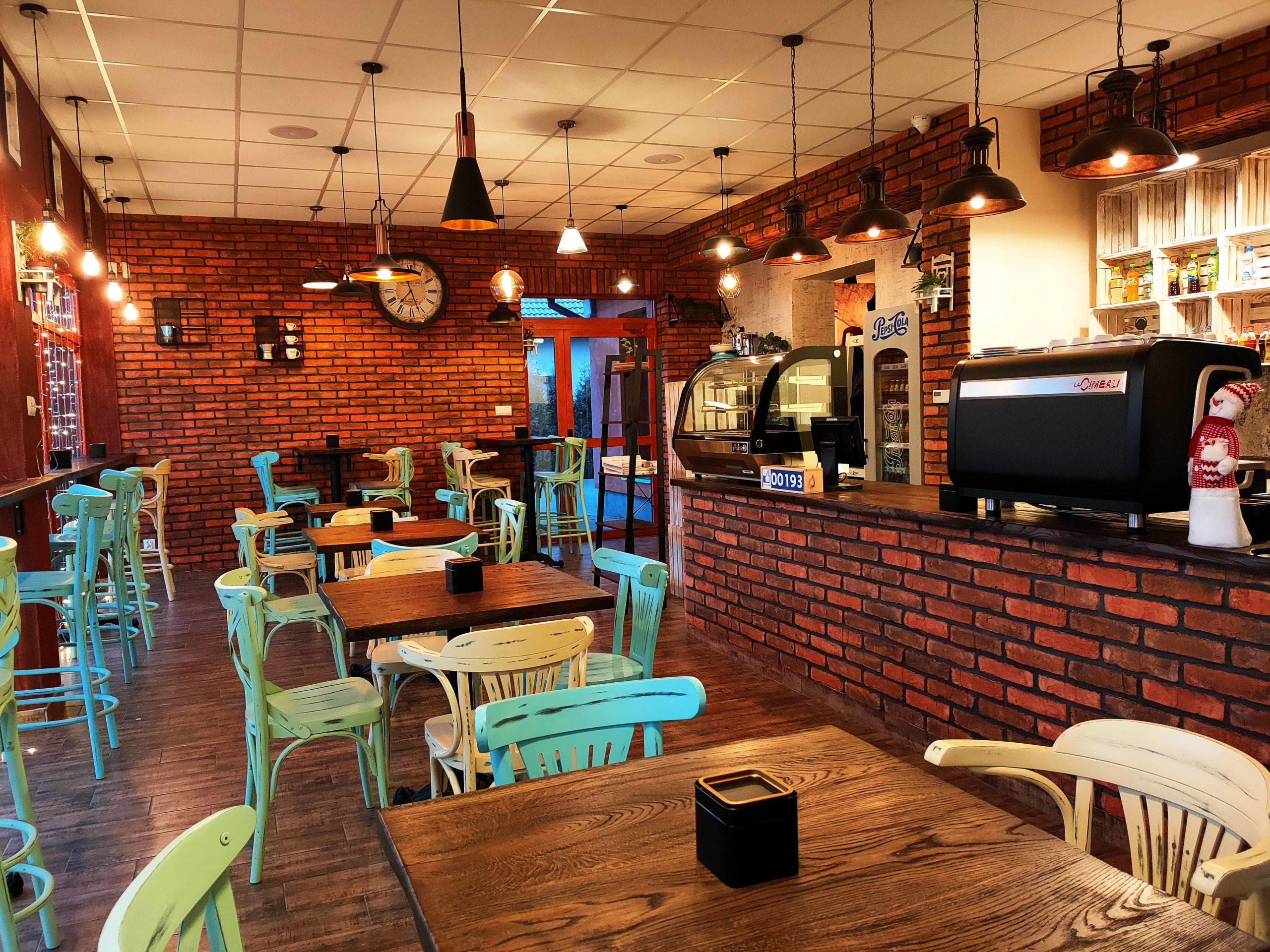 barcaffe wnetrze kawiarni